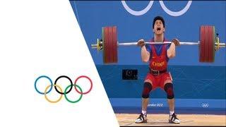 Qinfeng Lin (CHN) Wins Men