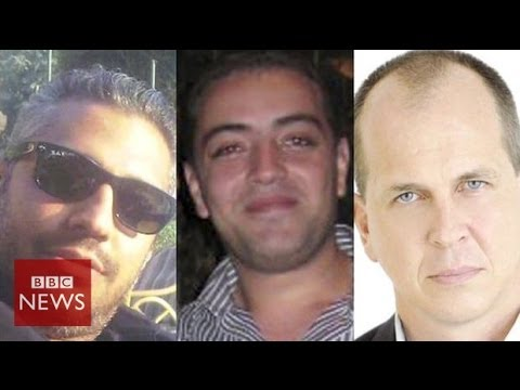Why were Al-Jazeera journalists jailed for 7 years in Egypt? BBC News
