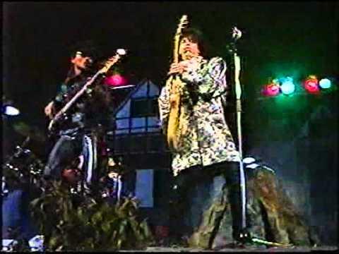 Johnny Thunders 'pirate love' German TV 1985