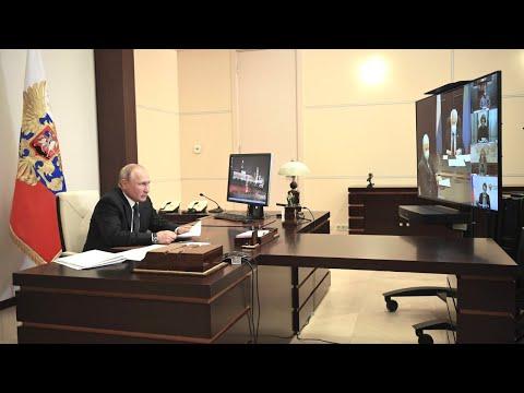 Ситуация на границе России и Азербайджана. Путин позвонил Алиеву и провел совещание с Дагестаном.