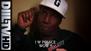 Grand Master Flash - wywiad Rap History Warsaw (DIIL.TV HD)