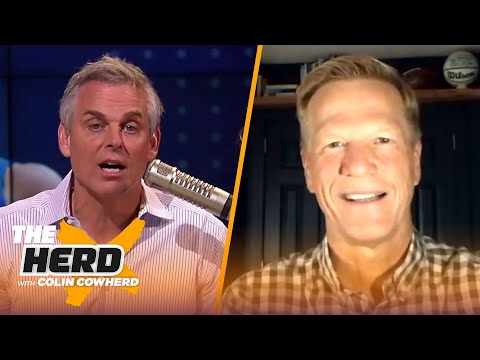 Bucher doesn't have faith in AD, talks Zion and Lakers' future   NBA   THE HERD