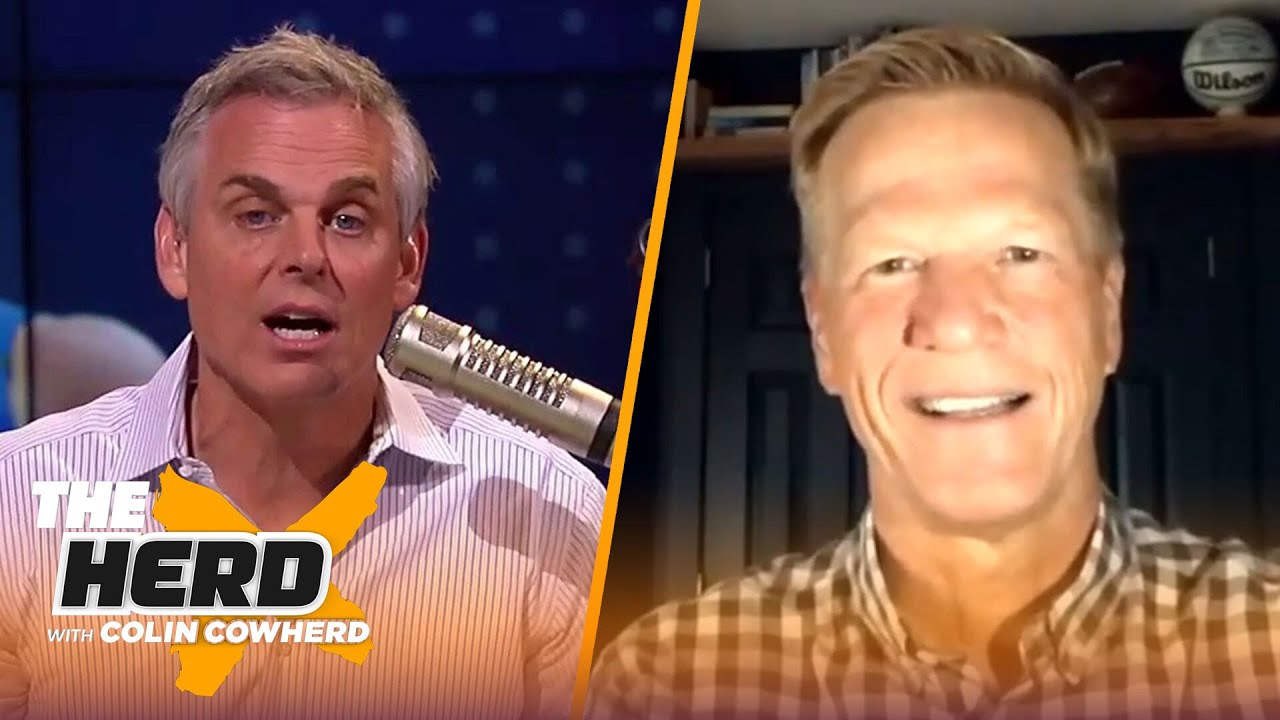 Bucher doesn't have faith in AD, talks Zion and Lakers' future | NBA | THE HERD