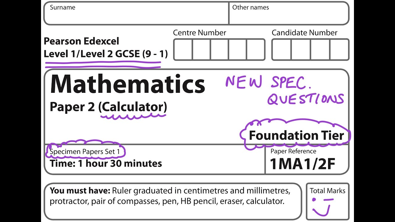 mathematics papers gcse Gcse 2017 summer - english medium - mathematics - c300u10-1  eduqas  medium - mathematics component 1 higher - question  paper.