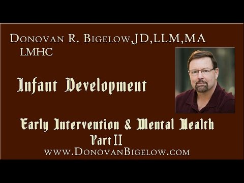 Infant Development | Early Intervention & Mental Health - Part II