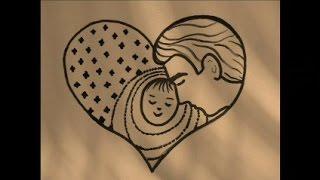 Como Dibujar un Lindo Corazón para el Papá, bien fácil, para el día del Padre o cualquier momento!