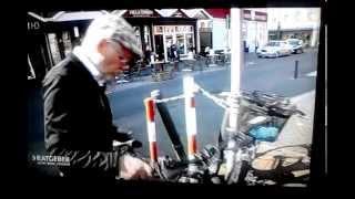 Fahrrad Alarmanlagen und GPS Tracker im Praxistest deutsch Test 2014