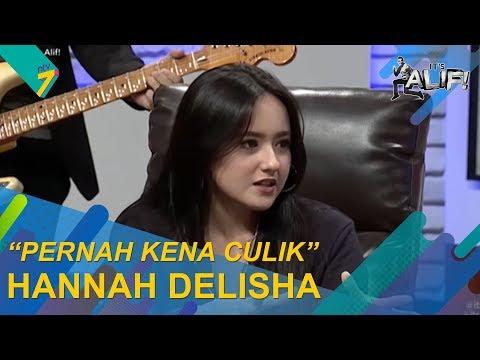 Ketemu Tetamu | Hannah Delisha pernah kena culik?! | It's Alif!