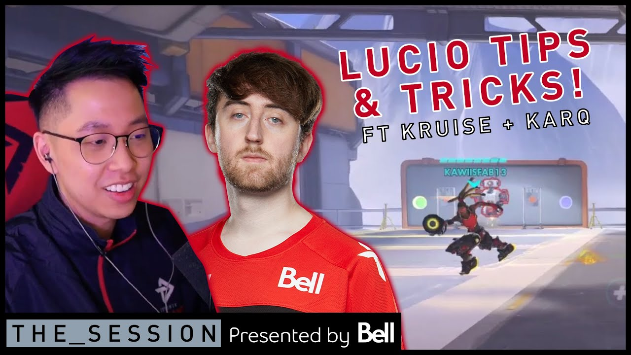 Lucio Coaching with Kruise & KarQ | The_Session Episode 4