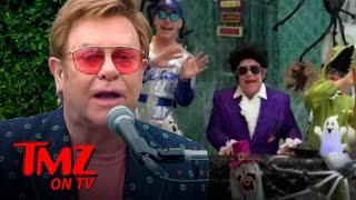Elton John Is A TikTok Star! | TMZ TV