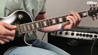 Weekend Riff: How to play The Kinks - You Really Got me (intro)