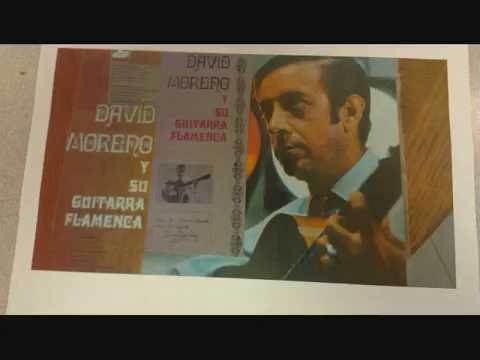 David Moreno Y Su Guitarra Flamenca Full Album