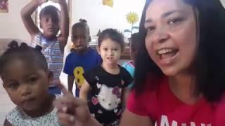 Creche em Suriname