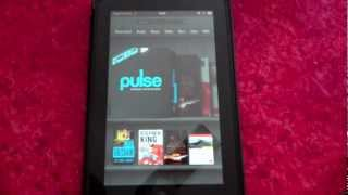 GApps on Kindle Fire (1st Generation) Without Rooting