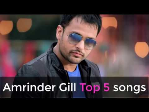 Amrinder Gill top 5 songs