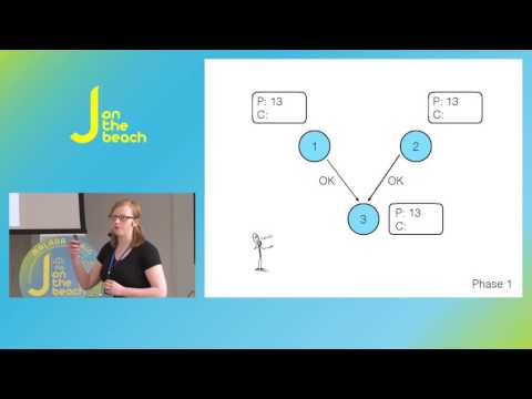 Distributed Consensus Making Impossible Possible - Heidi Howard - JOTB16