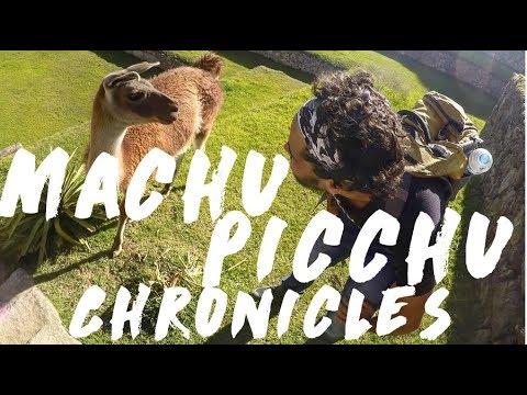 """Ep.8 """"Machu Picchu"""" (Perú) - Don't Skip El Salvador Chronicles"""