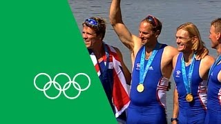 Steve Redgrave Looks Back On His Amazing Olympic Legacy | Olympic Rewind