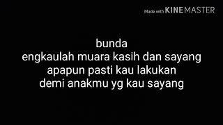 Download MUARA KASIH BUNDA  COVER ANAK DAYAH