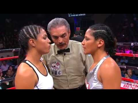 Lourdes 'La Pequeña Lulú' Juárez vs Diana 'Bonita' Fernández