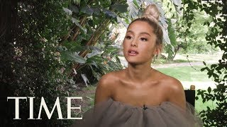 Ariana Grande Shares Her Views On Women Empowerment & Being A Role Model | TIME 100 | TIME