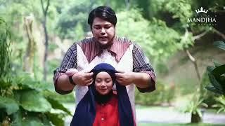 Begini, cara mengenakan pashmina ala Ivan Gunawan