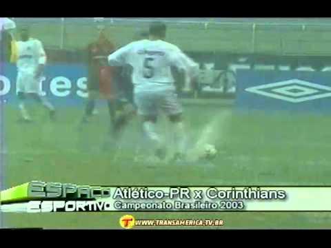 Tv Transamérica - Arquivo da Bola - Atlético PR x Corinthians