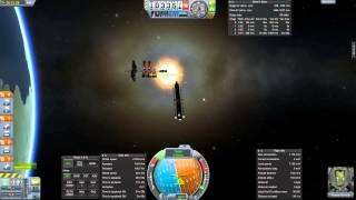 KSP Docking & Interception tutorial + KAS Refueling