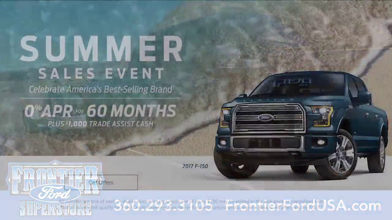 Frontier ford 4th of july