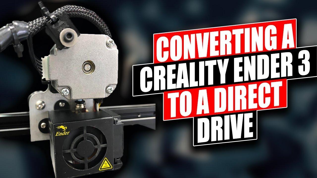 3D Printing Canada - Ender 3 Direct Drive Kit by Basaraba Innovations