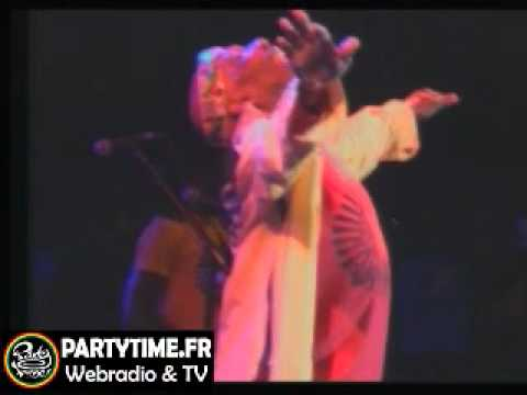 Jimmy Cliff live at Garance Reggae Festival 2011 - by partytime.fr