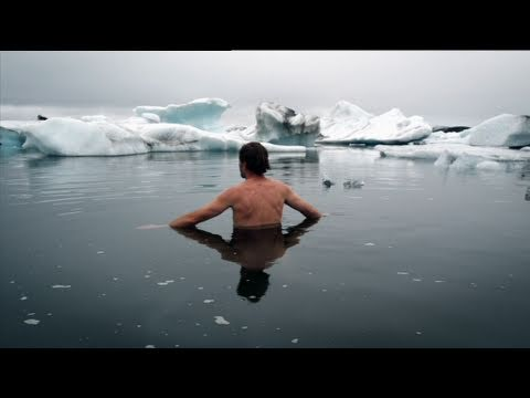 The Ice Man takes a cold dip - Inside the Human Body: First