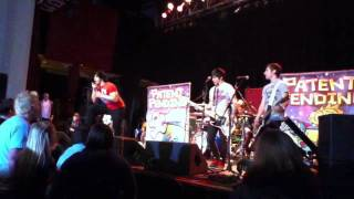 Watch Patent Pending Air Underneath My Feet video