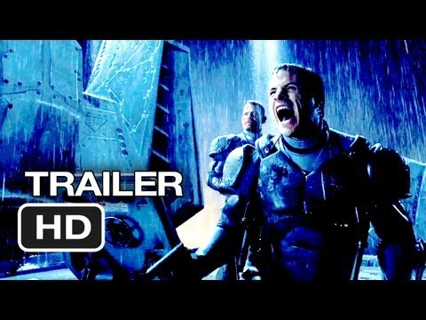 Pacific Rim Official Trailer #3 (2013) - Charlie Hunnam Movie HD