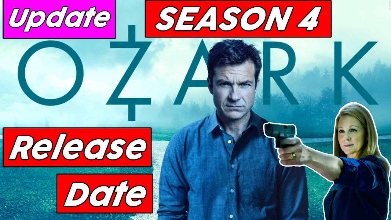 Netflix's 'Ozark' to end with a fourth, extended season