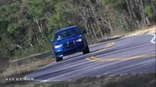 V12gt.com BMW X5 M 2009 Driving