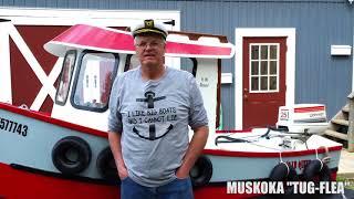 Seaflea Tug Boat