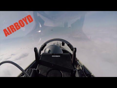 T-38 Talon GoPro Footage - 45th Freedom Flyer Reunion