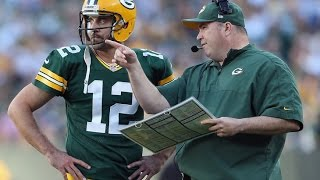 Wired For Sound: Aaron Rodgers And Mike McCarthy Mic