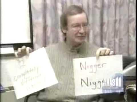 teacher calls student a 'nigga'
