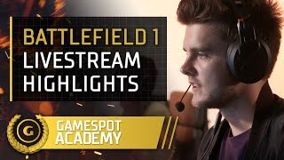 Battlefield Academy - Team GameSpot Take On The Public