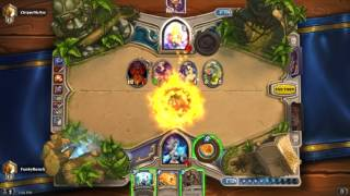 Never concede too soon in Hearthstone
