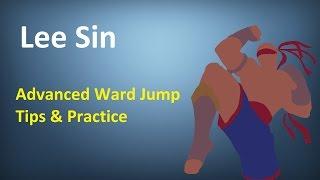 Lee Sin Ward Jumping Tips - Season 6
