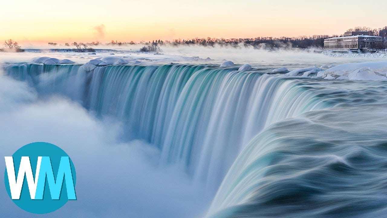 Top 100 Beautiful Natures In The World Best Prettiest: Top 10 Beautiful Waterfalls In The World