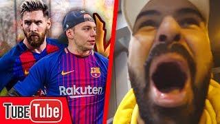 Abdel mag wenns BUM macht & Video mit Messi - TubeTube