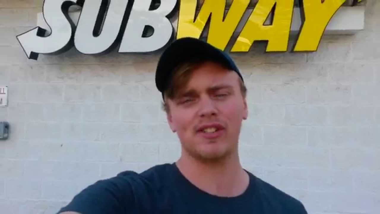How To Get Free Food From Subway Gus Johnson