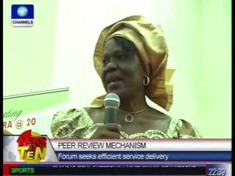 Peer Review Mechanism:Forum seeks efficient delivery.flv