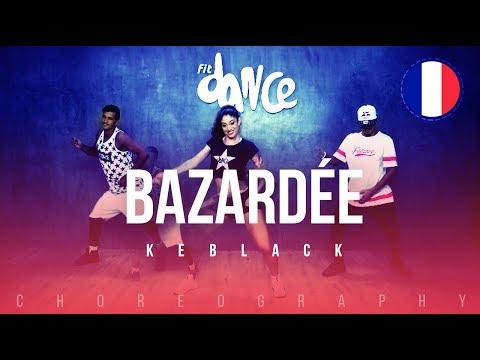Bazardée - KeBlack | FitDance Life (Choreography) Dance Video