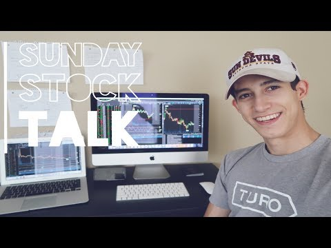 Sunday Stock Talk | What Stocks Am I Trading This Week?