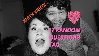17 RANDOM QUESTION TAG   buttonandbear